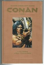 """Conan"" The Barry Windsor-Smith Archives #2 Hardcover Still Sealed--Dark Horse"