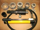"""HYDRAULIC EXHAUST PIPE STRETCHER HYDRAULIC EXPANDER TAILPIPE 1 5/8"""" to 4 1/4"""""""