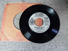 STEVE KARMEN why do you say to a naked lady/too bad you can't read my mind  45