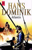 Hans Dominik  - Atlantis  Abenteuer