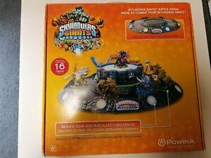 Skylanders Giants Battle Arena für 16 Figuren alle Systeme Wii U XBox PS3 NEU