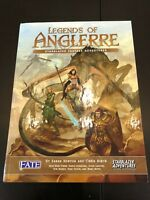 Legends of Anglerre Starblazer Fantasy Adventures 2010 Cubicle Seven