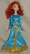 Disney Princess Barbie Mattel Merida Brave