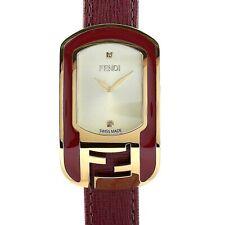 Fendi Chameleon Gold-Tone Quartz Watch F317435073D1