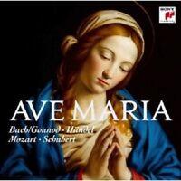 AVE MARIA CD 15 TRACKS BACH MOZART SCHUBERT NEW+ +++++++++++++++