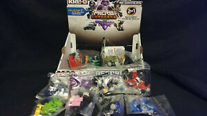 Kreo Kreon Transformers Micro Changers Series Collection 2 Sets & Individuals