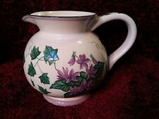 WAVERLY GARDEN ROOM SWEET VIOLET PITCHER Heirloom Collection