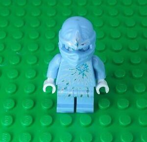 LEGO Ninjago 9590 Zane NRG Authentic Minifigure Blue/White Ninja