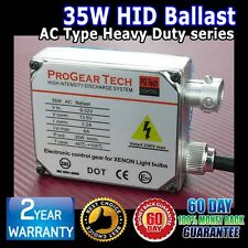 35W 12V 24V HID Xenon AC digital replacement ballast x 1 Heavy duty car truck