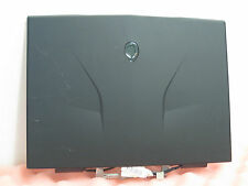Alienware M11XR2 11.6inch Black LCD Back Cover W/HINGES-DP/N 2D16V [READ]