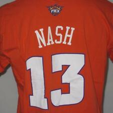 Phoenix Suns XL Adidas Los Suns Noche Latino Spanish NBA Basketball Shirt Jersey