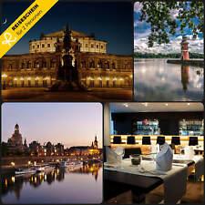 4 Tage 2P+2K ÜF 4* Hotel Wyndham Garden Dresden Städtereise Familienreise
