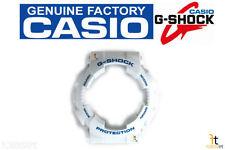 CASIO G-Shock GA-110SN-7A Original White Rubber Watch BEZEL Case Shell