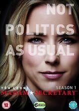 Madam Secretary - Season 1  [6 DVDs] *NEU* Staffel 1 DVD
