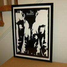The Beatles John Lennon Paul McCartney George Harrison Ringo Starr POSTER w/COA5