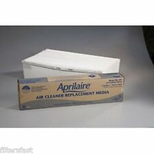 Genuine Aprilaire 201, 2200 & 2250 HVAC Air Filter Media Replacement MERV 10