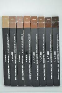 MAC Brow Sculpt Brow Pencil BNIB 0.23g/0.008oz. ~choose your shade~