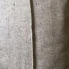 Organic recycled Hemp / Cotton fabric 2m