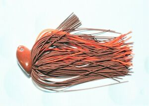 Basseducer Baits 3/8oz Weedless Brush Jig