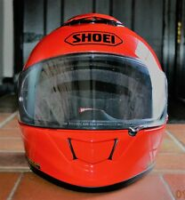 SHOEI GT AIR SAFETY HELMET GLOSS RED SIZE XX-LARGE 63-64 CM