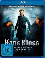 HANS KLOSS - SPION ZWISCHEN DEN FRONTEN   BLU-RAY NEU STANISLAW MIKULSKI/+