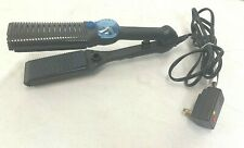 "Maxius Maxiglide Professional 2"" Straightener Flat Iron w Steam Burst MX-597"