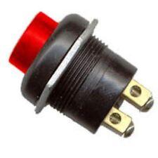 Kleinn Air Horn 318 The Detonator - flush mount momentary Push Button Switch Red
