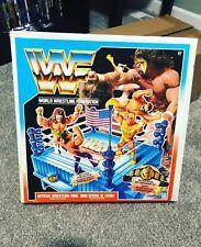 FACTORY SEALED - WWF Hasbro Wrestling Ring - WWE NEW
