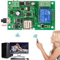 SONOFF DC Wireless WiFi Smart Switch Inching Self-Locking Module Probe Sensor