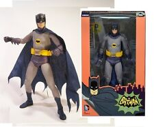 "BATMAN CLASSIC/ FIGURA ADAM WEST 18 CM- ACTION FIGURE TV 1966 IN BOX 7"" NECA"