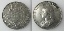 Collectable Queen Victoria Medal - 1837-1897 - 60th Year - Holed