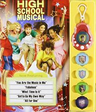NEW - High School Musical Clip on Charm Book by unknown