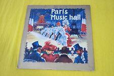 Orquesta de Conciertos Lamoreux - Paris Music Hall - gat (VG++/EX) 1957   lp ç