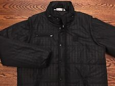 Fila Men's Puffer Downs Jacket w/ Detachable Sleeves - Size Large