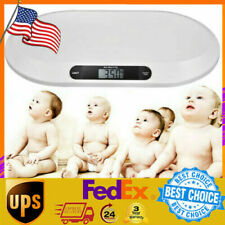 Smart Electronic Weigh Comfort Baby Scale with 3Weighing Modes 44 Pound/20kg