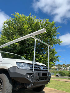 Nice Rack universal Ladder H rack, stowable, portable, DIY installation rhino