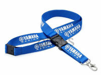 Genuine Yamaha 18 Basic Blue Lanyard ATV QUAD MOTORCYCLE