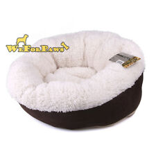 Brand New AFP Cat's Life Cozy Soft Warm Snuggle High Plush Best Cat Bed 2134
