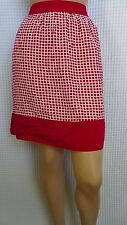CLEARANCE; was $30. SIZE-10, PETER MORRISSEY Very Pretty Polka Dot Skirt.
