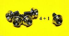 Verdeck Druckknopf mit Schraube 4+1 Stück  Suzuki SJ410 SJ413 Samurai Santana