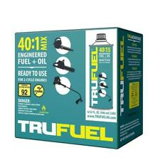 TruFuel 40:1 Pre Oil Mix 6-Pack Power Equipment Lubrication Portable 2-cycle Gas