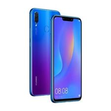 "Huawei Nova 3i Iris Purple 128GB 6.3"" Octa-core 4GB RAM 16MP+24MP Phone By FedEx"