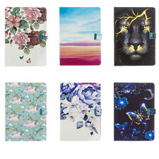 Luxury Magnetic Wallet Leather Flip Card Case Stand Cover For Various tablets