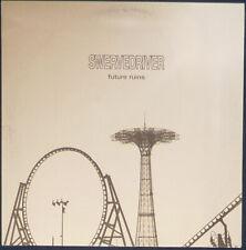 Swervedriver - Future Ruins on Blue vinyl. Australian pressing.