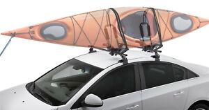 SportRack 2-pc Mooring Stacker 4-in-1 Kayak/SUP Carrier
