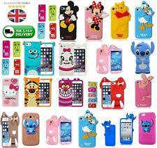 Disney Kids Favorite Rubber Silicone Case For Samsung Galaxy S3 S4 S5 Mini Cover