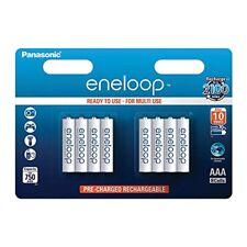 8x Panasonic Eneloop AAA Rechargeable Battery R3 On2107 FR