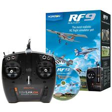 RealFlight RF9 Flight Simulator with Spektrum Controller