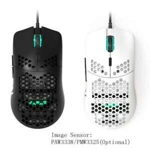 Glorious Mouse Gaming Model O White Mate/glossy white /black matte/black glossy