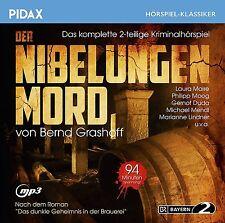 Bernd Grashoff - der Nibelungen Mord Mp3-cd